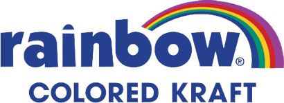 Rainbow® Colored Kraft